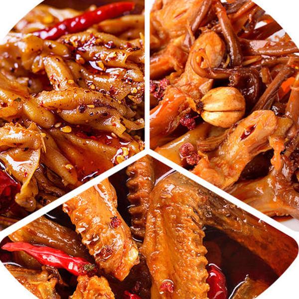 熟食卤肉合作案例